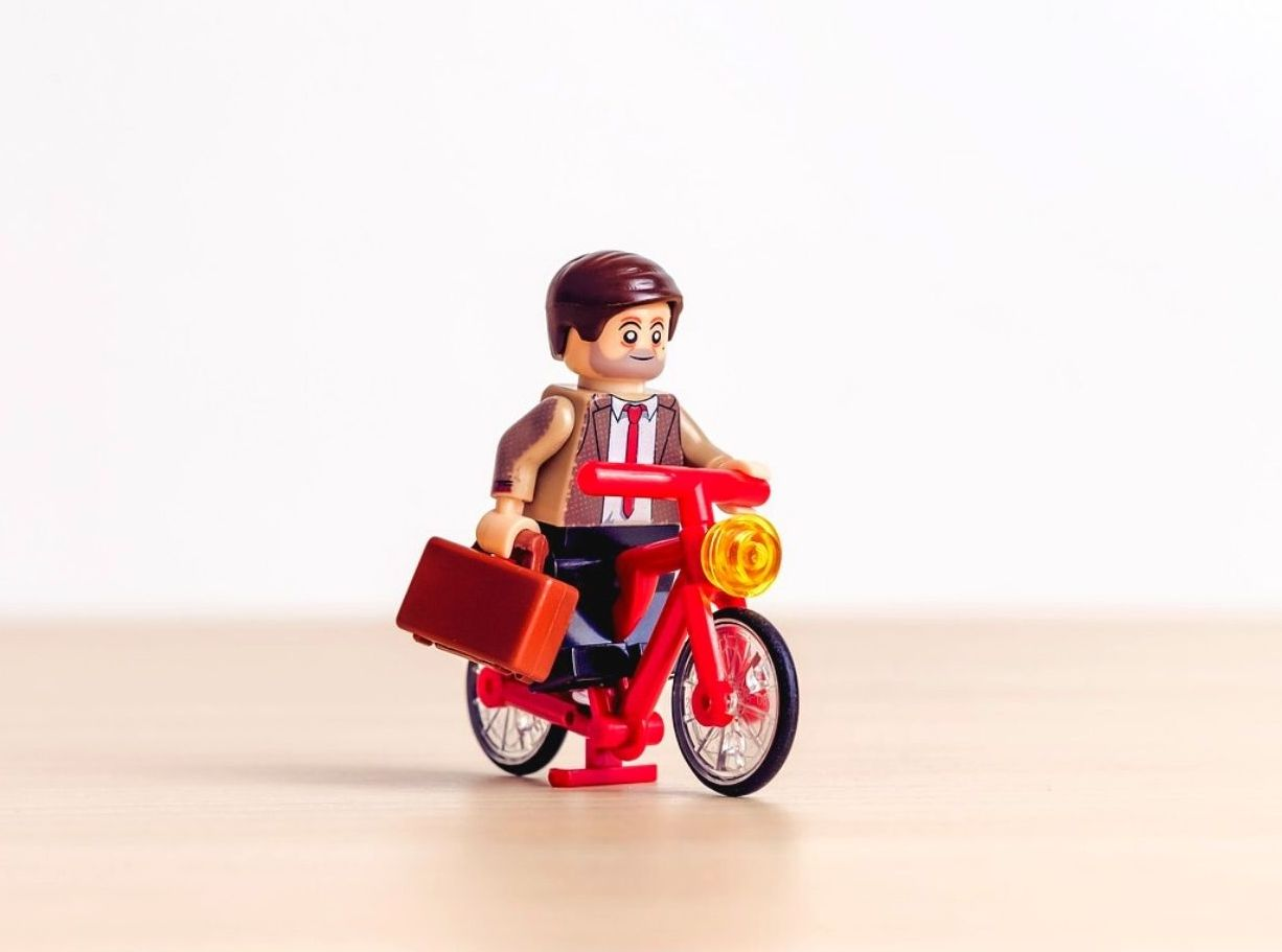 pause vélo station v